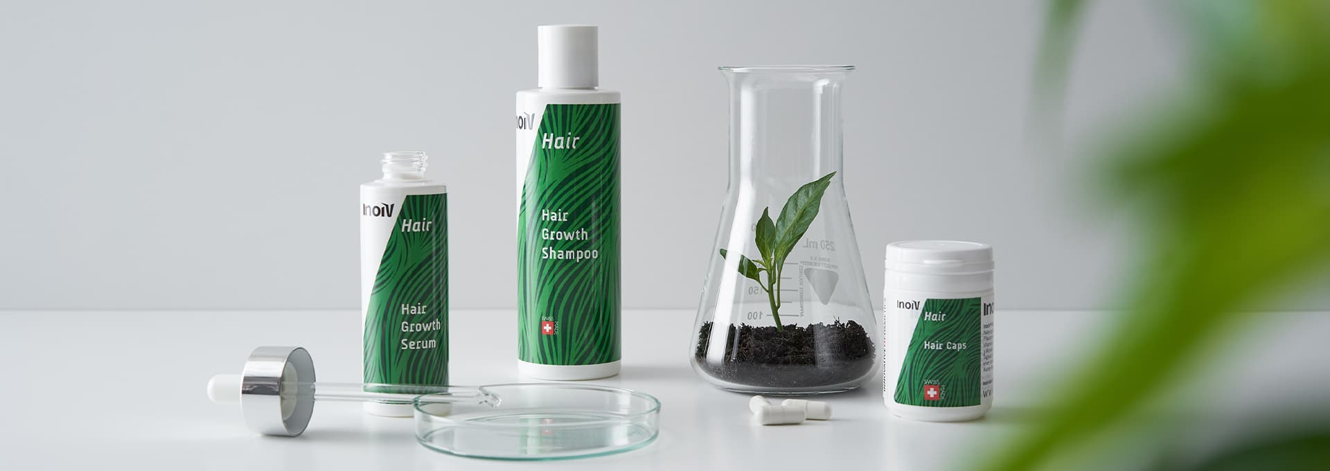 Série de produits Inoiv Hair