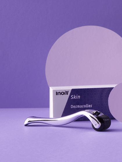 Inoiv Skin - Dermaroller & Roller Care - Für eine optimale Gesichtspflege