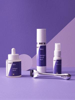 Inoiv Skin - Anti Aging Set - La combinaison miracle pour tous les âges