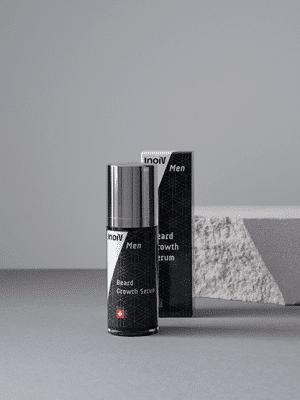 Inoiv Men - Bartwuchs fördern mit dem Schweizer Bartwuchsmittel