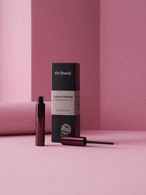 Inoiv Beauty - Vivi Beauty Lash 'n' Brows Forte - Sérum pour les cils et les sourcils
