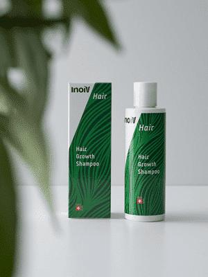 Inoiv Hair - Hair Growth Shampoo - Convient aux cuirs chevelus sensibles