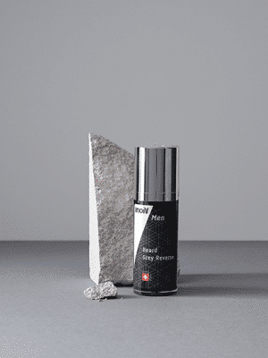 Inoiv Men - Beard Grey Reverse - L'Original