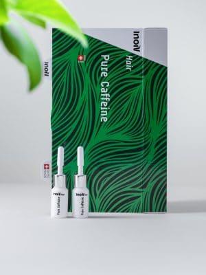 Inoiv Hair - Pure Caffeine - 7-Tage Haarkur in praktischen Ampullen