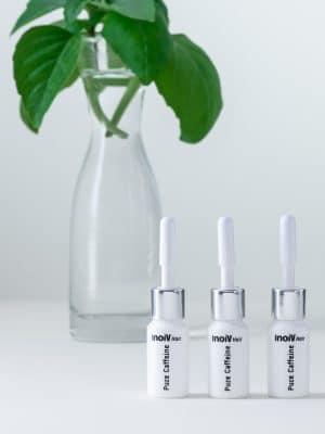 Inoiv Hair - Pure Caffeine - Ampullen für 7-Tage Haarkur